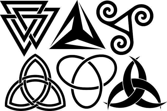 Tribal Celtic Symbols Tattoo – My Tribal Ink