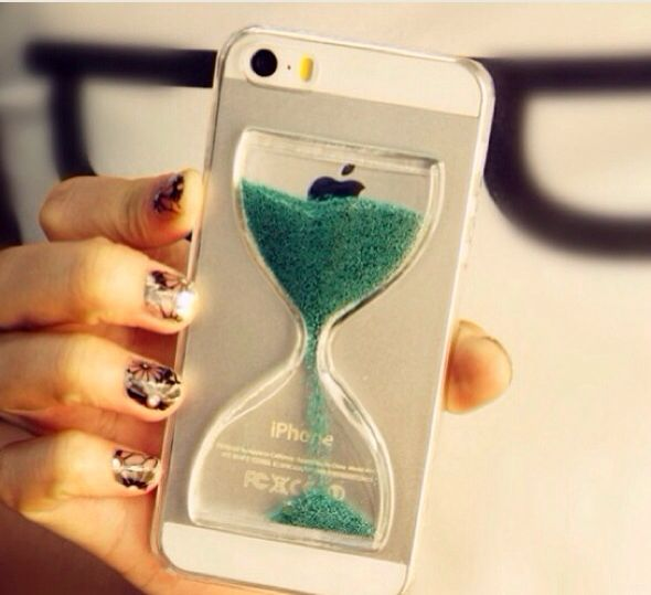 Phone cases hourglass case