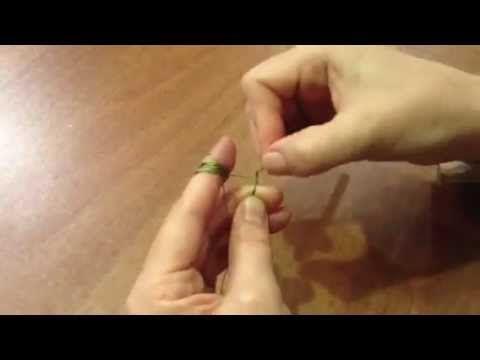 ▶ iğne oyasında tığ tekniği(6.ders) - YouTube
