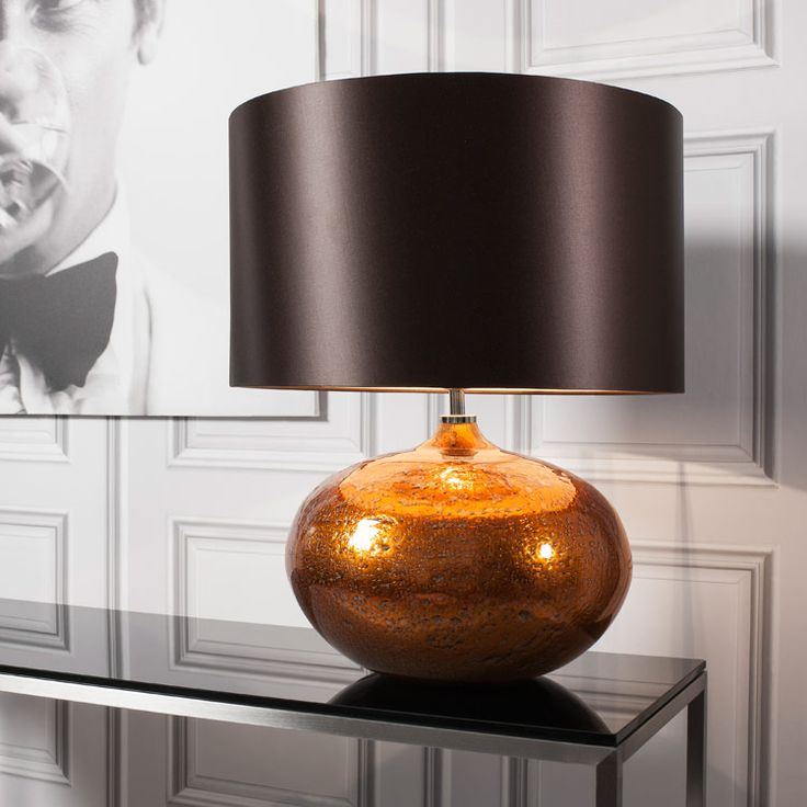 15 best Table lamps images on Pinterest | Buffet lamps ...
