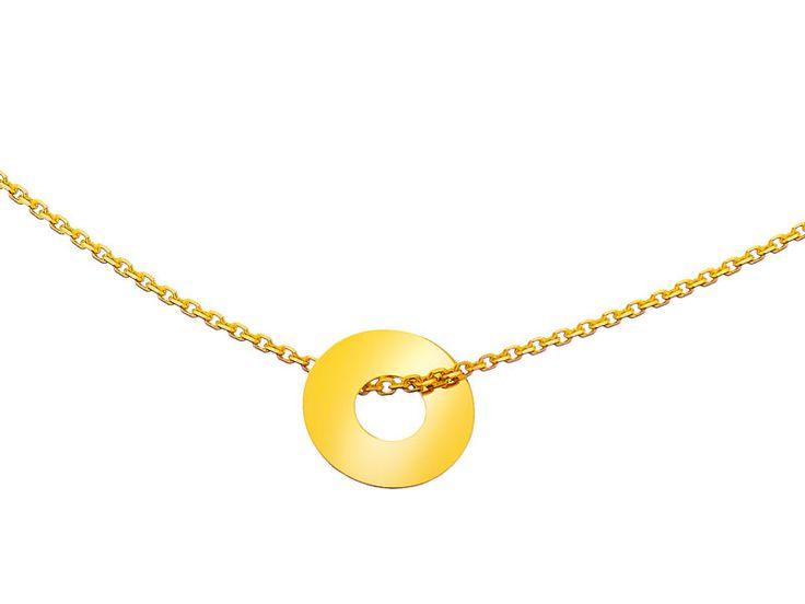 Złoty naszyjnik    Apart