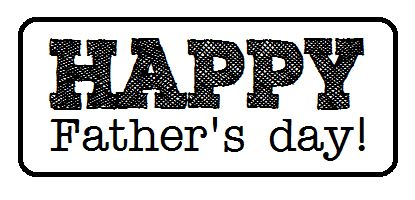desert diva: Father's day sentiments!