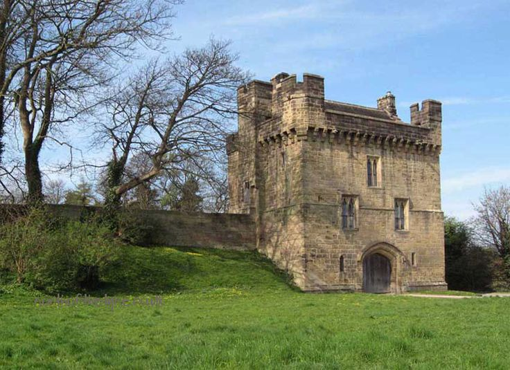 """Morpeth Castle Northumberland  On restoration of the estate by the young Henry III in 1218 the Merleys built a new Castle on the larger site on the SE side of the Postern Burn.  In 1644 it was decribed as being """" a ruinous hole, not tenable by nature far less by art"""" The castle came by marriage to the famous """"Belted Will"""" Howard of Naworth Castle whose decendant the Earl ao Carlisle still owns the barony.  The Castle is leased to the Landmark Trust and is used as holiday flats"""