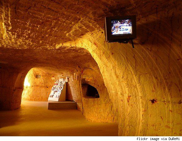 Coober Pedy - Outback Australia    The underground homes are just fabulous