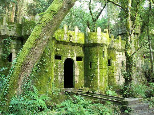 Bosque encantado de Aldan (Cangas)