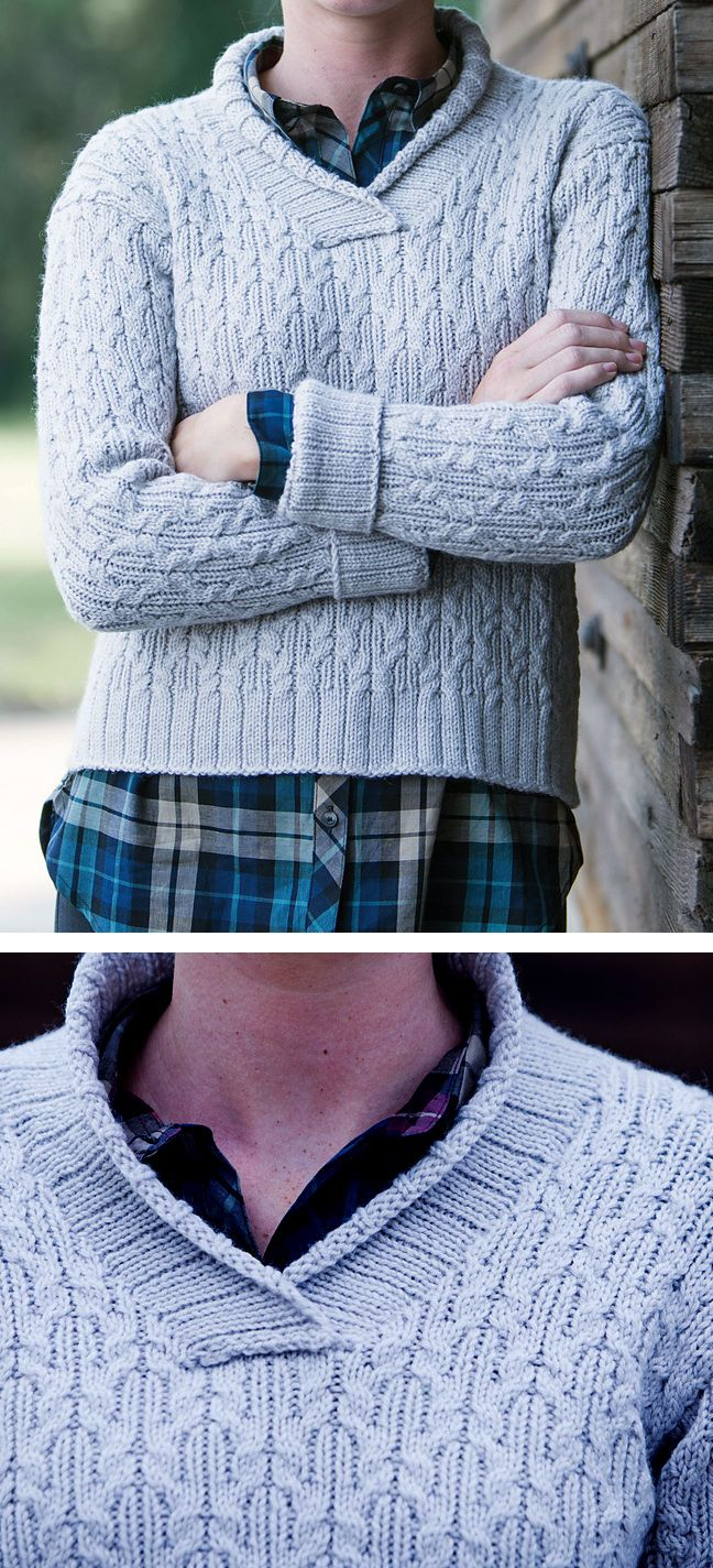 286 Best Sweater Knitting Patterns Images On Pinterest