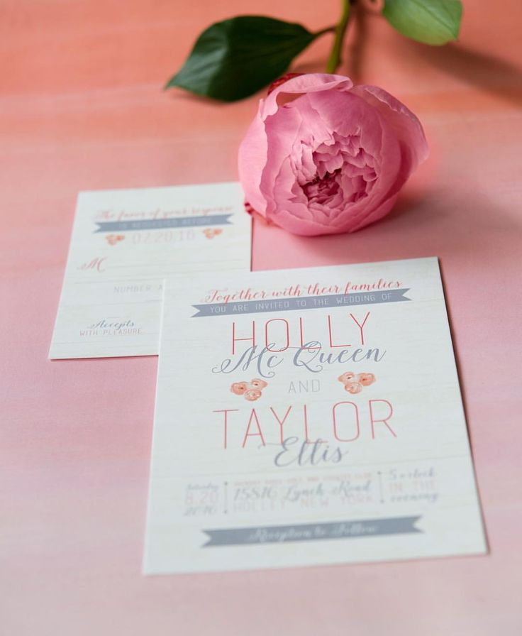 printable wedding place cards vintage%0A Who doesn u    t love peonies   Custom prettiness for Holly   Taylor