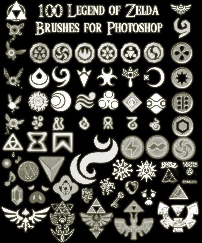 Zelda design ideas - as if i didn't want photoshop bad enough already!