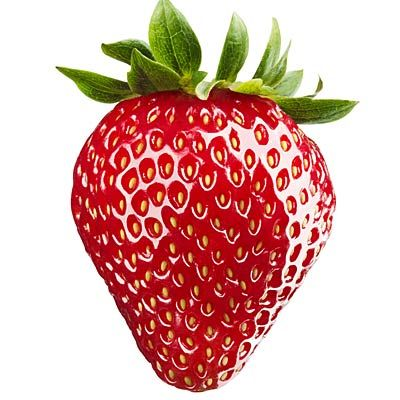 Strawberries are loaded with vitamin C to keep you healthy AND help you sleep! Not to mention they are deliciously in season right now #strawberries