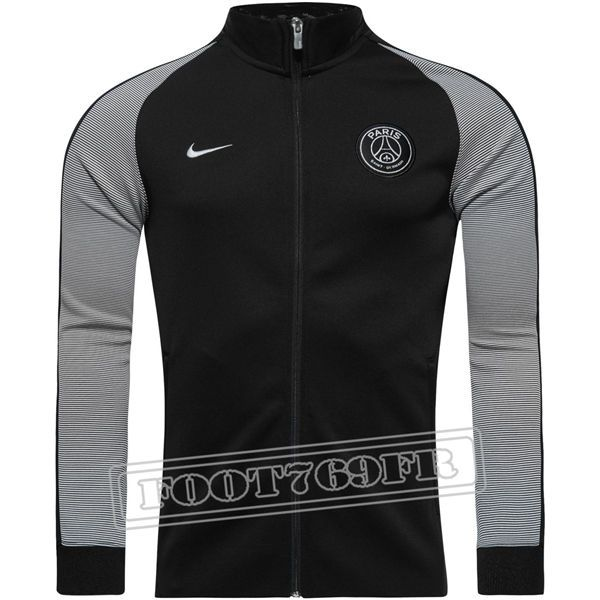 Veste paris saint germain jaune