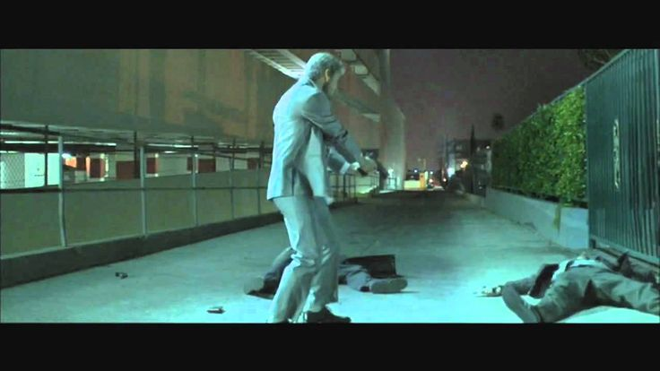 An outstanding scene from the film Collateral, directed by the genius Michael Mann! I give full credit to the scenes used in this video. I do not claim any o...
