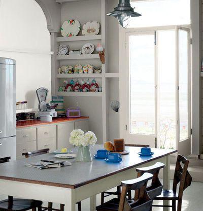 17 meilleures id es propos de repeindre les tables de cuisine sur pinterest - Repeindre une table de cuisine en bois ...