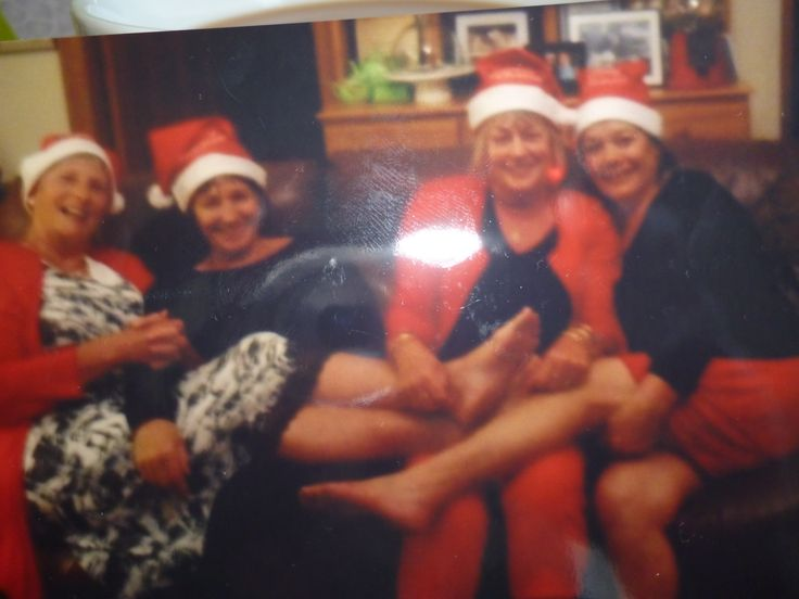 Me and my gurlie friends celebrating xmas before xmas ...x