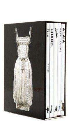 Books with Style Fashion Memoires Book Set | Would these make a good gift? http://keep.com/books-with-style-fashion-memoires-book-set-by-judy_pong/k/z6FUrMABKC/