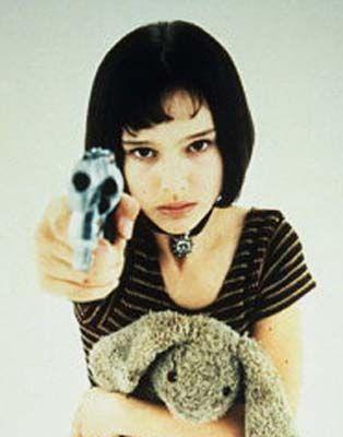 Natalie Portman... The Proffesional (Lèon) 1994