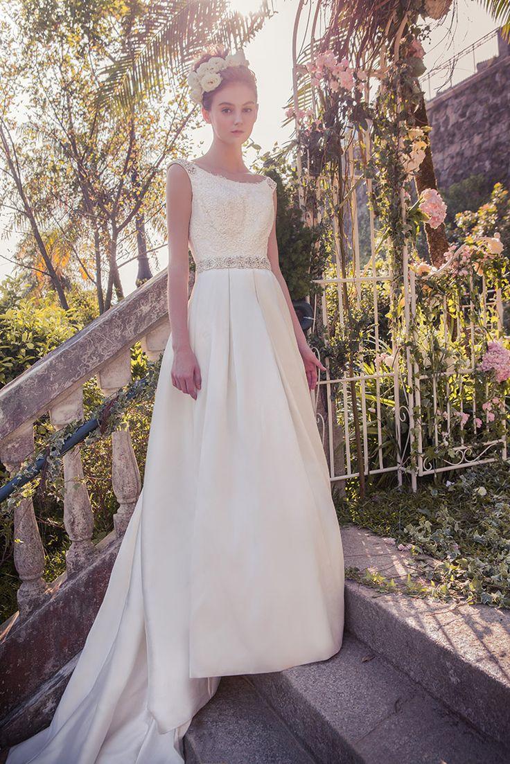 Annasul Wedding Gown Chinese