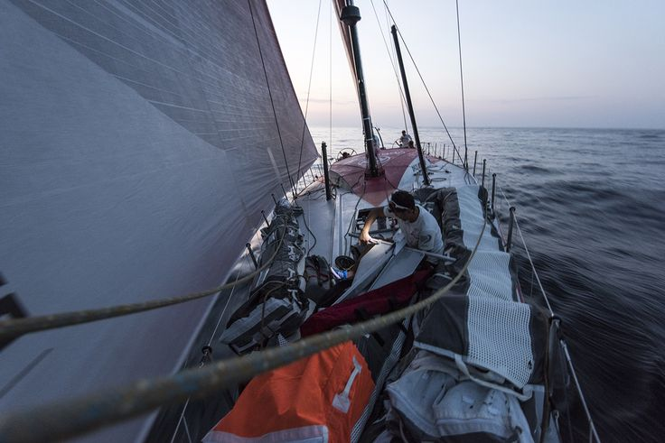 Sam Greenfield/Dongfeng Race Team/Volvo Ocean Race via Getty Images