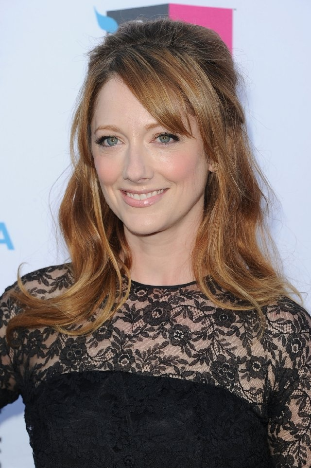 Judy Greer - love this lady, she makes me laugh
