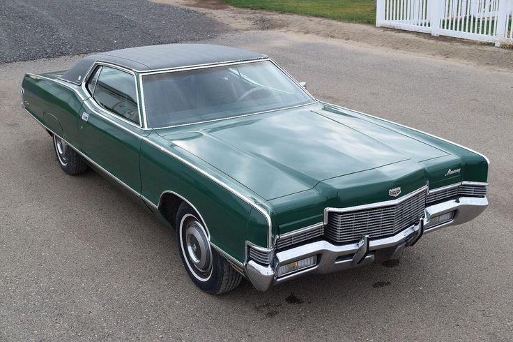 1971 Mercury Marquis Brougham, V8/Auto