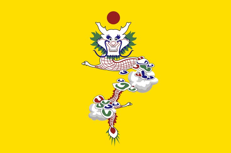 Flag of Taiping Heavenly Kingdom - Taiping Heavenly Kingdom - Wikipedia