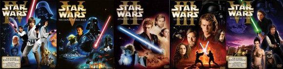 Ordem alternativa para se assistir a Star Wars