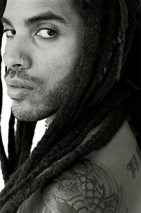 Lenny Kravitz (Donald Graham photog)