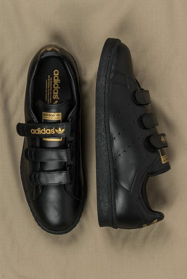 adidas stan smith all black suede all black adidas superstars