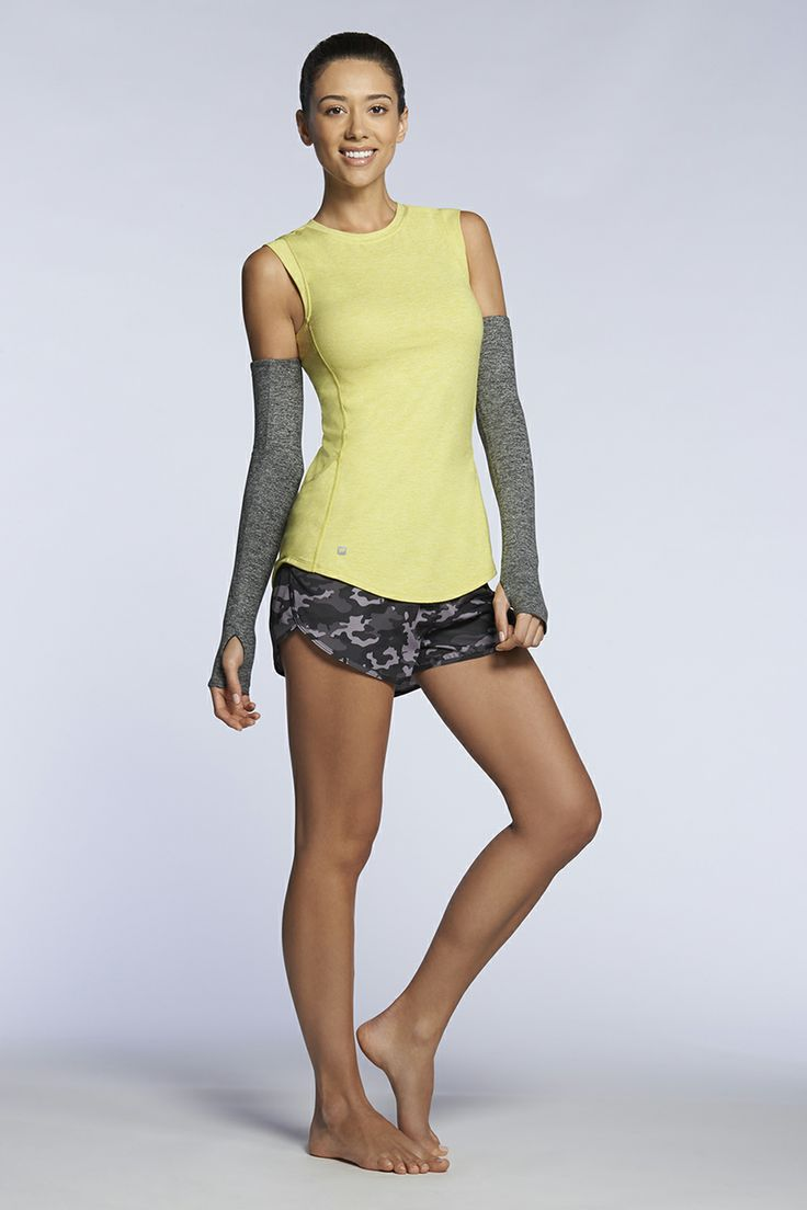 #Fabletics  This is the perfect outfit for running at the river!  Spring over to Fabletics to see more awesome outfits!