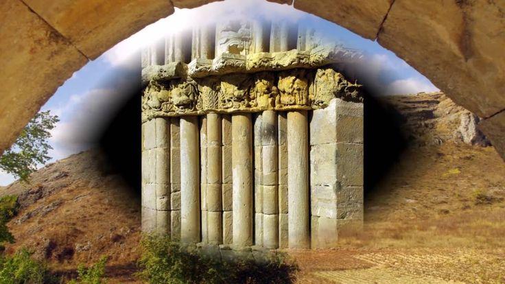 Fotos de: Palencia - Románico - Vallespinoso de Aguilar - Ermita  de San...