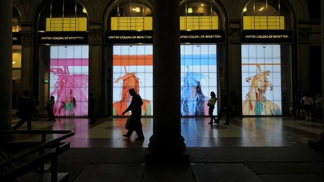 Benetton windows
