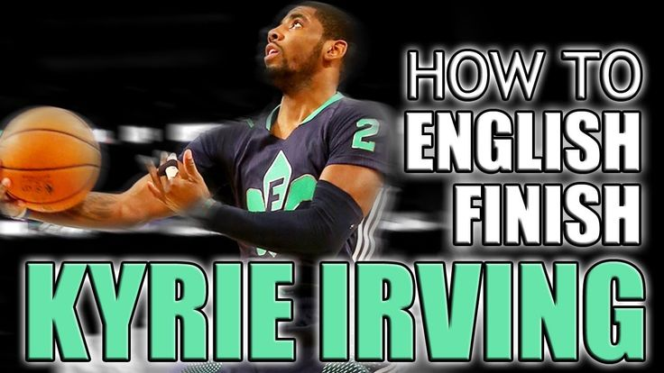 Kyrie Irving English Finish: All-Star Game Basketball Move #kyrieirving #kyrie #irving #nba #basketball #moves #video #training #workout #cleveland #cavs