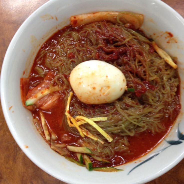 Korean noodle (forget:))