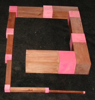 3. Scala marrone e torre rosa: estensioni « Lapappadolce Lapappadolce