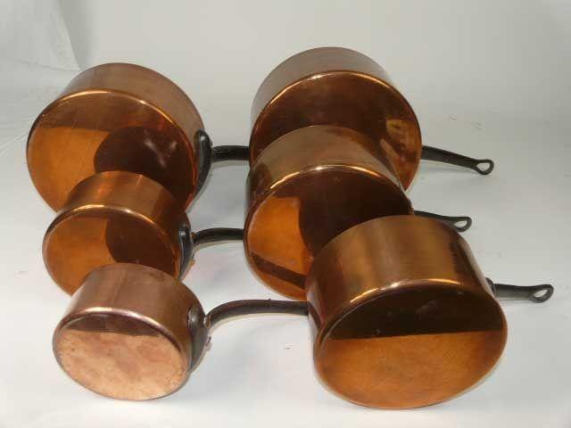M s de 25 ideas incre bles sobre ollas de cobre en - Cazuelas de cobre ...