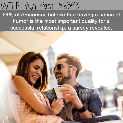 Why of humor is important in a relationship  WTF fun facts