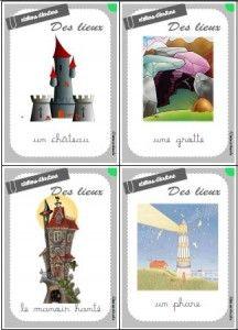 Tarot des contes Ateliers écriture cycle 3