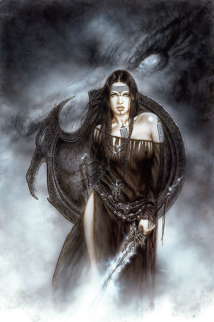 Preferenza 83 best Luis Royo images on Pinterest | Luis royo, Drawings and  IB44