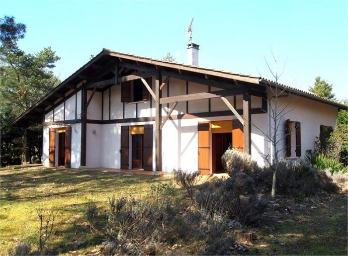 Maison landaise 185m2 à 45 minutes de Bordeaux, à Casteljaloux et ses thermes