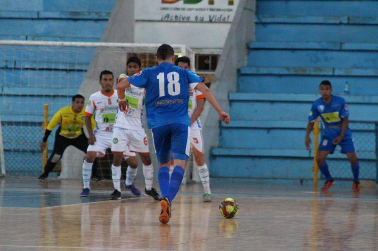 Gran partido se vivió en Neiva entre Utahuilca 5-4 Deportivo Campaz, válido por la cuarta fecha.