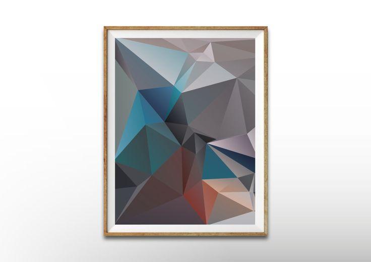 Moos moderne poster abstrakte kunstdrucke zeitgem e for Abstrakte kunstdrucke