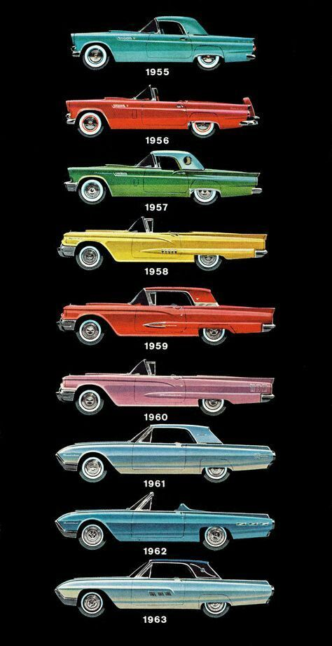 It S So Radical To Look Back On How Cars Have Changed Over The Years