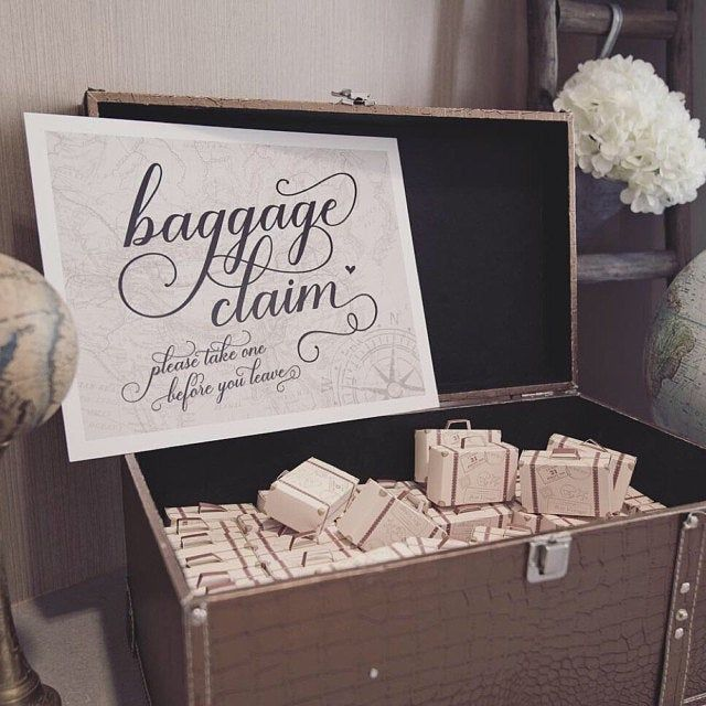 Travel Theme Party Sign Baggage Claim Sign Travel Theme Etsy Travel Party Theme Travel Theme Wedding Travel Theme Bridal Shower