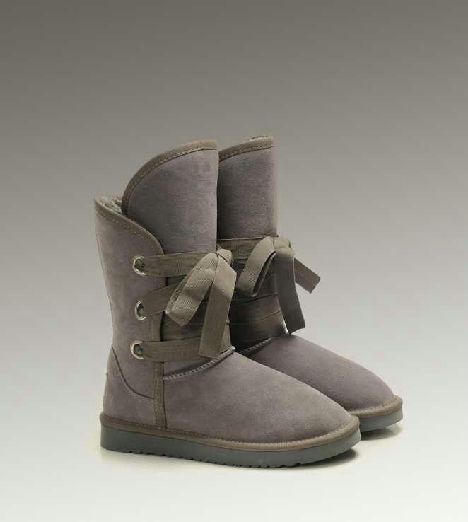 UGG Short Roxy 5828 Grey Boots