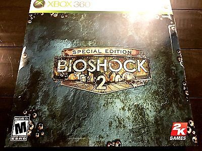 Bioshock 2 Special Edition Xbox 360 Game Comes With LP Score, Art Book, + More!: $49.99 (0 Bids) End Date: Thursday Mar-15-2018 11:53:16…