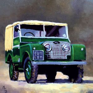 Land-Rover-Defender-Blank-Greeting-Card-Any-Occasion-Card-Art-Greeting-Card-NEW