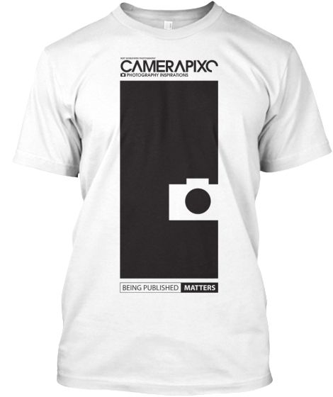 WHITE Camerapixo T-Shirt