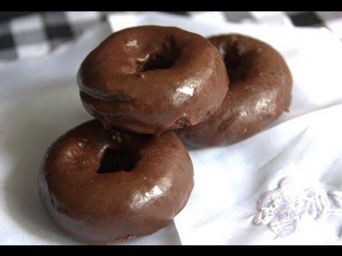 Donas de chocolate - Devil's Donuts ~ Pasteles de colores
