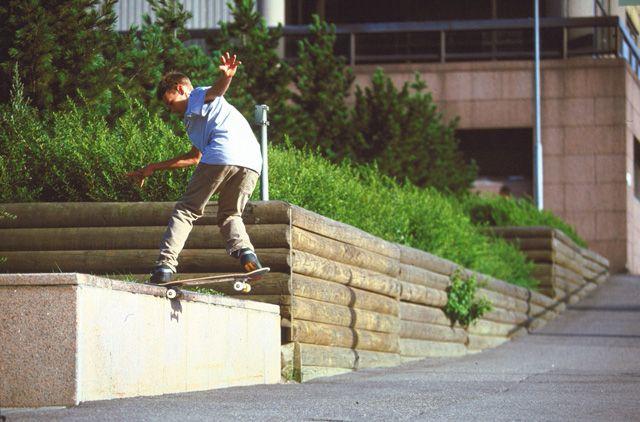 Arto Saari - Part 1. #vice #video #skate