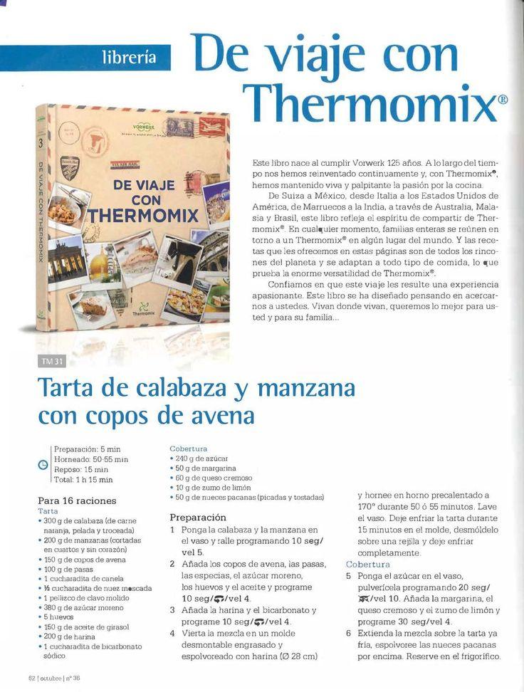 Revista thermomix nº36 otoño lleno de sensaciones por argent
