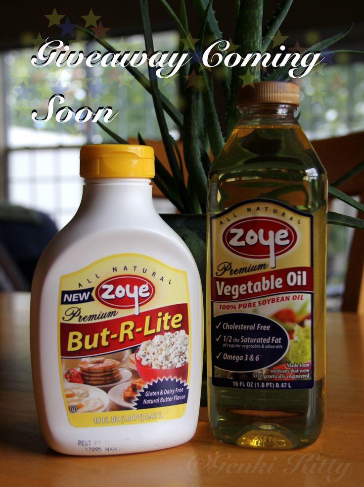 Zoye Oil Giveaway